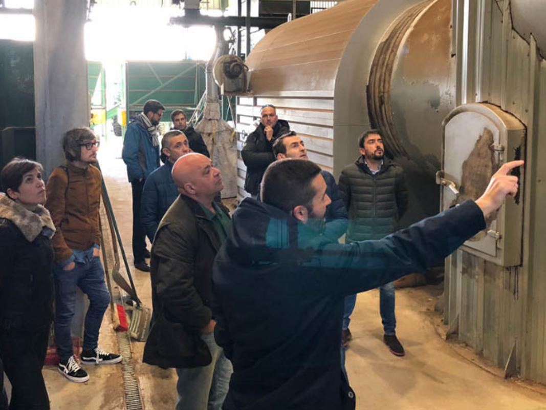 ENERBIOLOG é uma iniciativa inovadora promovida por um grupo de empresas galegas