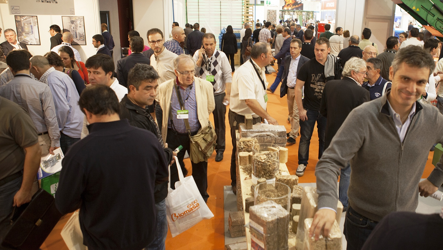 Expobiomasa, A unique fair for the sector