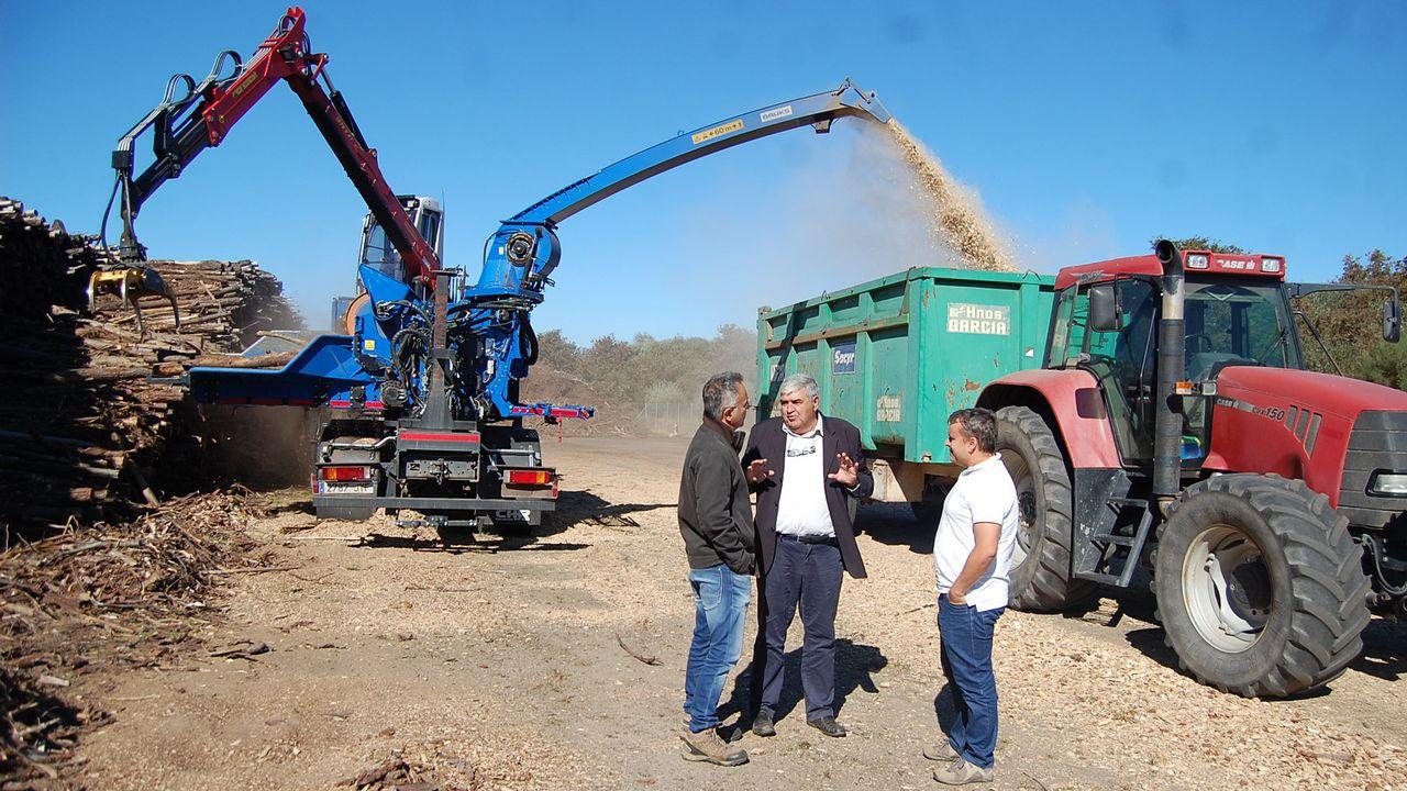 ASTIGAL produit et commercialise des tonnes de 50.000 par an de copeaux secs
