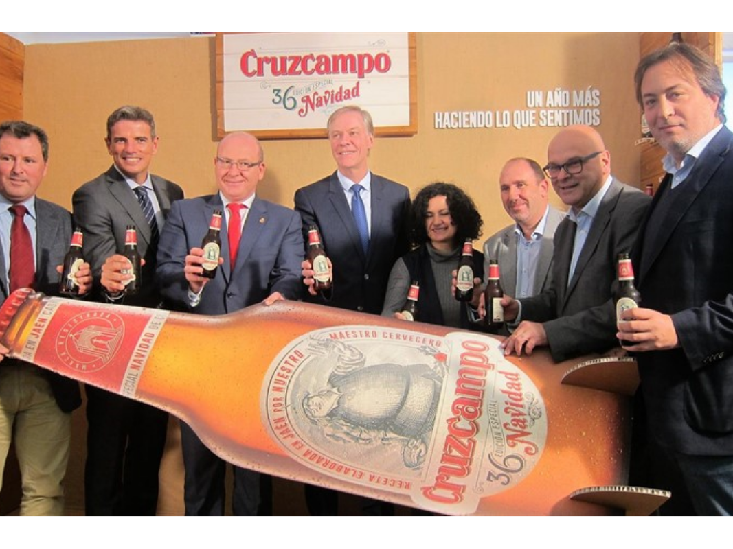 cruzcampo uses biomass