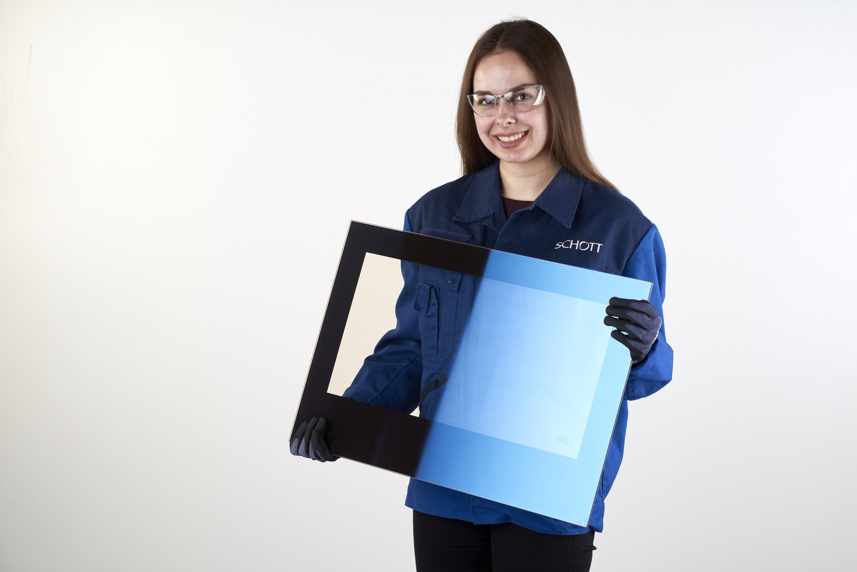SCHOTT ROBAX® opaque glass