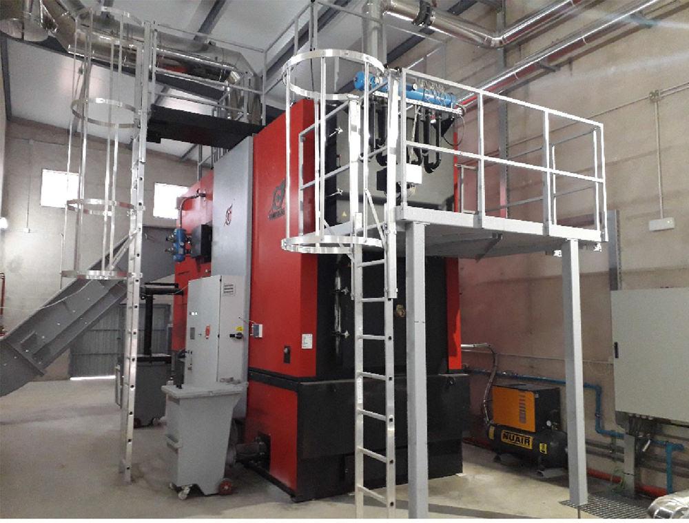 Boiler 1800kW