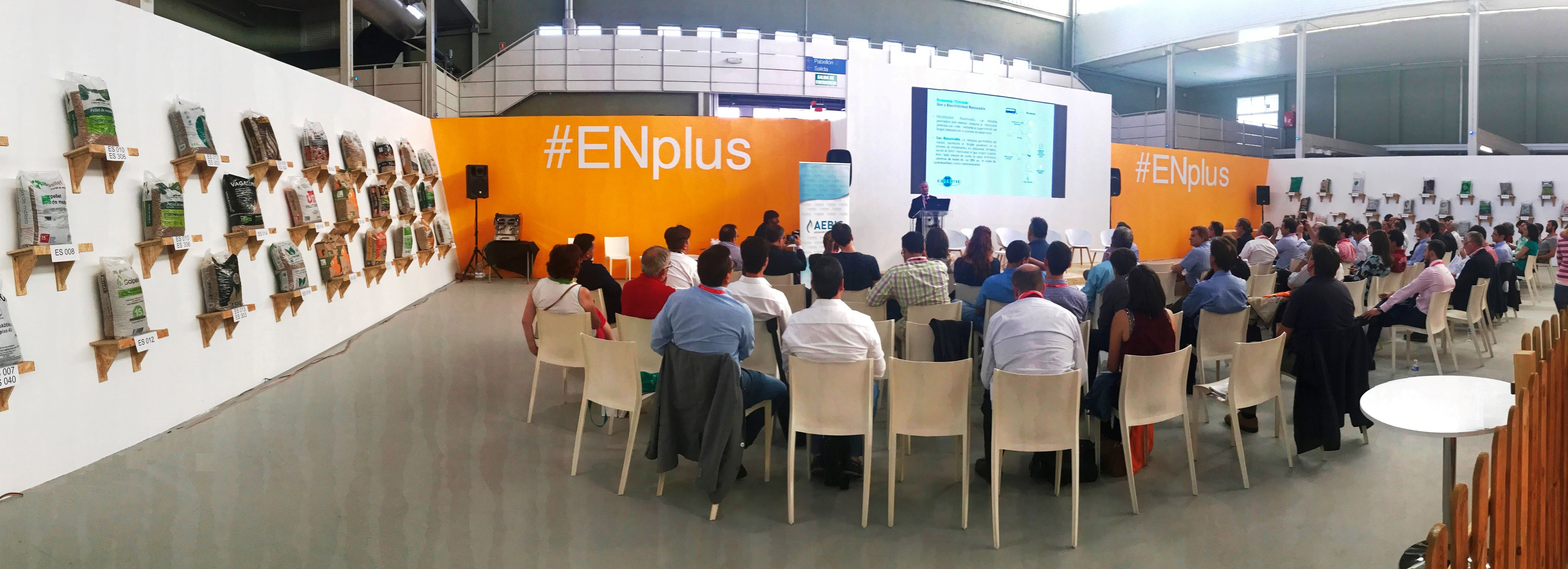ENplus talk
