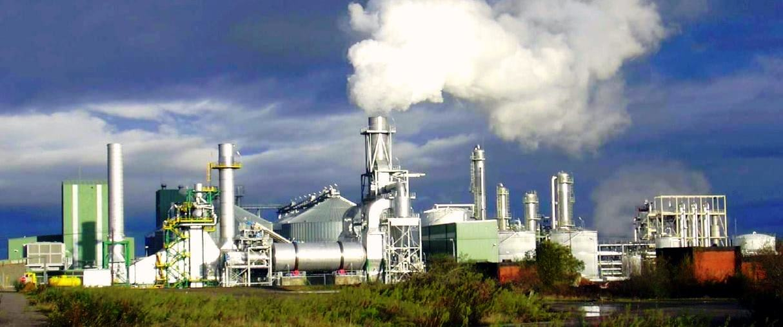 Spanische Bioethanolfabrik