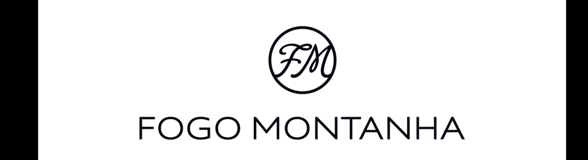 Logomarca de Fogo Montanha
