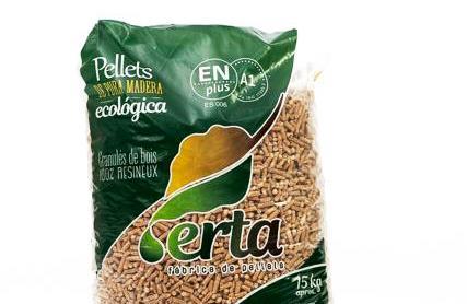 ERTA 100% NATURAL PELLET