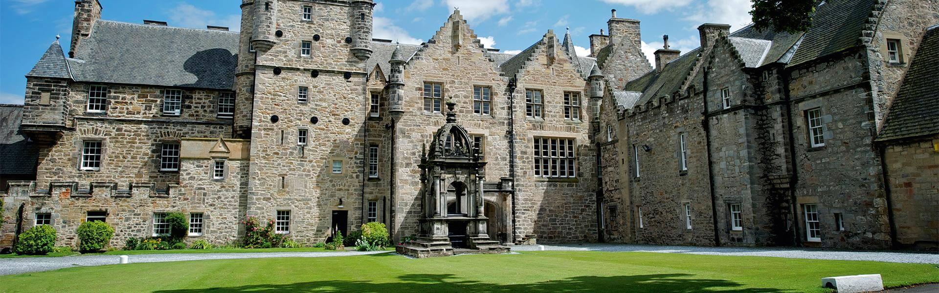 La scuola Loretto, vicino a Edimburgo