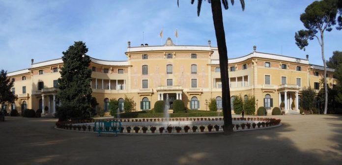 Palacio de Pedralbes verwendet Biomasse