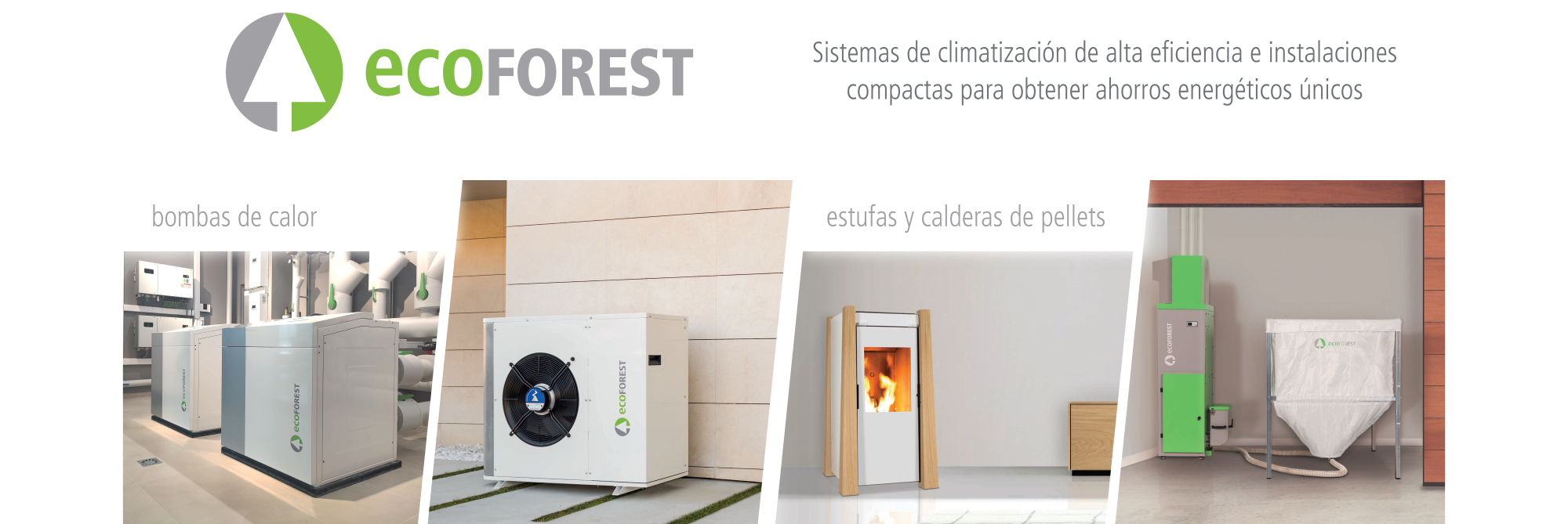 Ecoforest in Expobiomasa