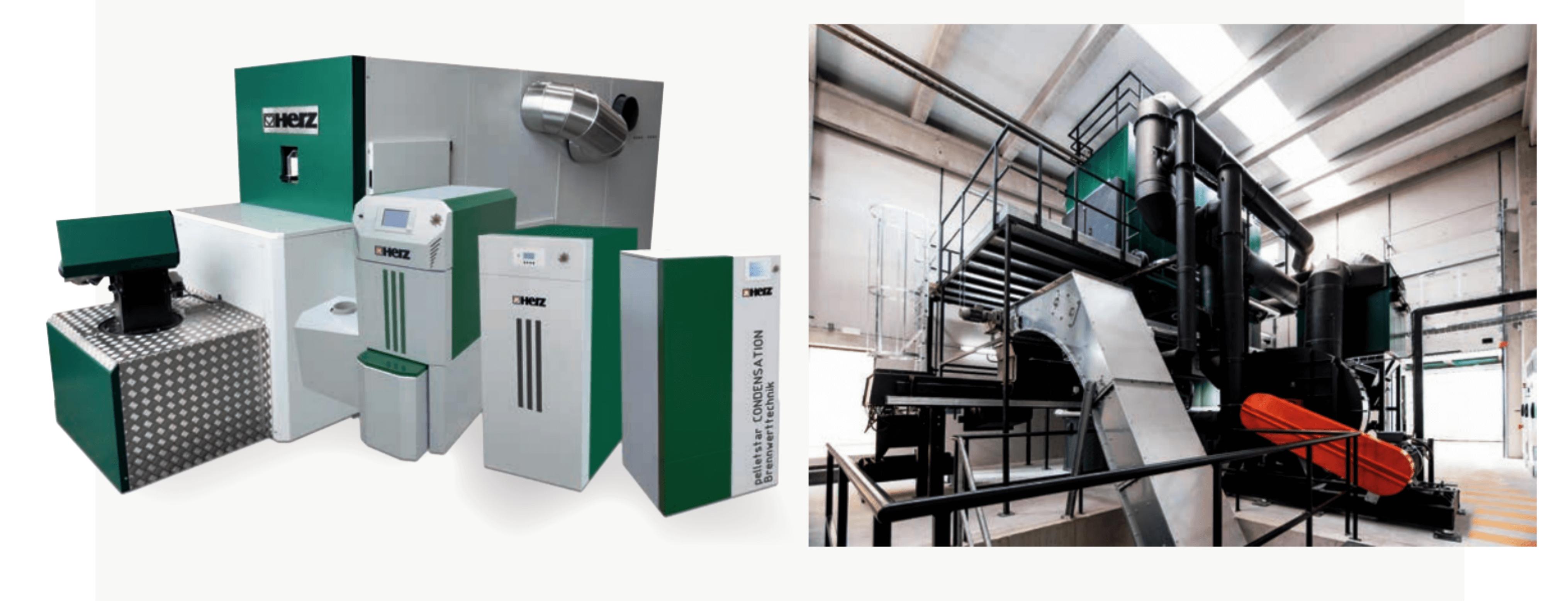 boilers of Termosun