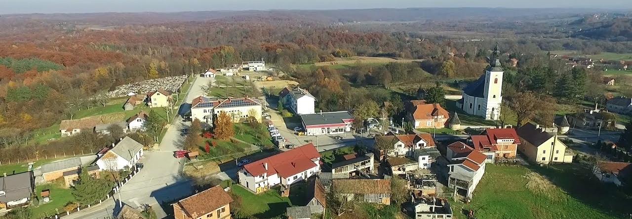 Popupsko, il popolo croato che è riscaldato dalla bioenergia