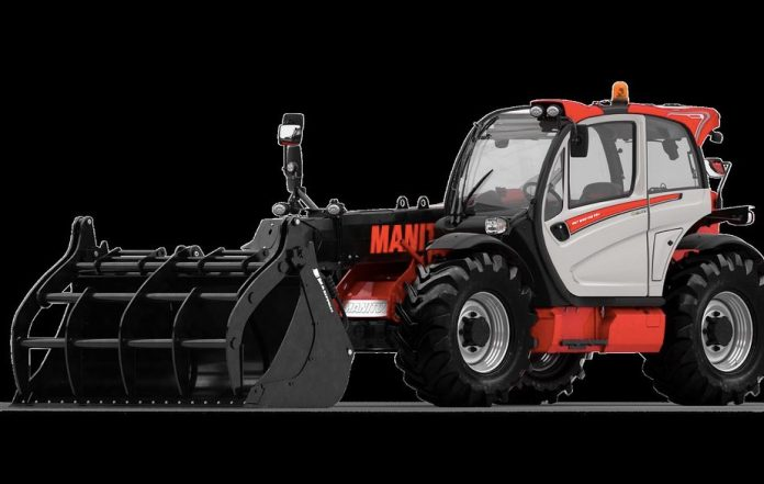 Camion Manitou