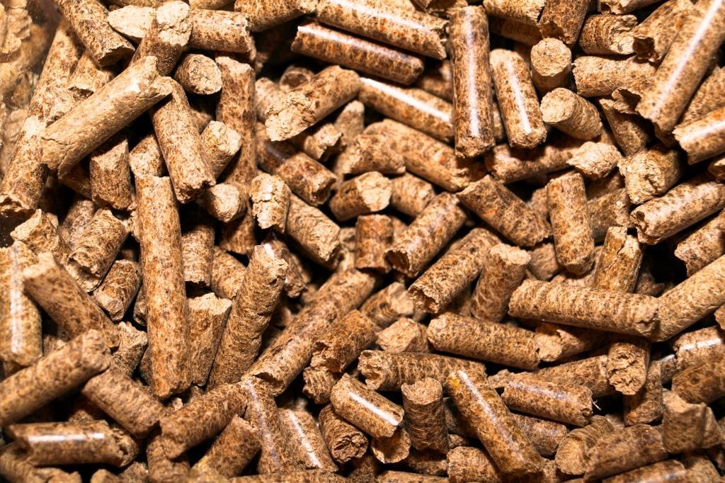Biomass pellets images