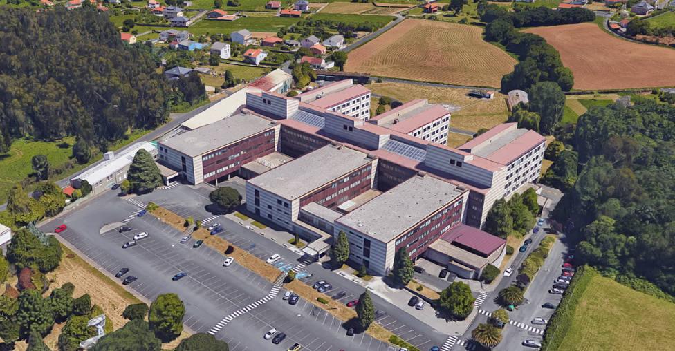 Hôpital naval de Ferrol