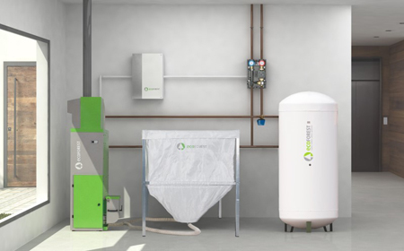 Chaudières à vapeur de biomasse