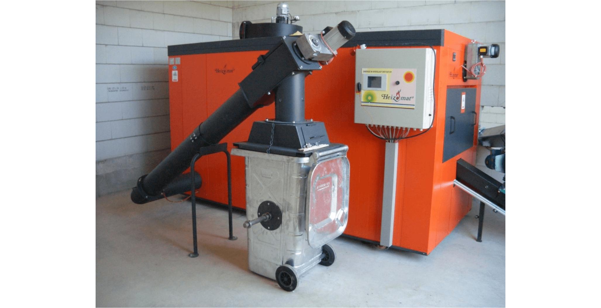 Heizomat Installation