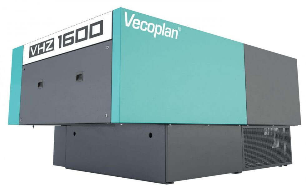 Vecoplan biomass crusher