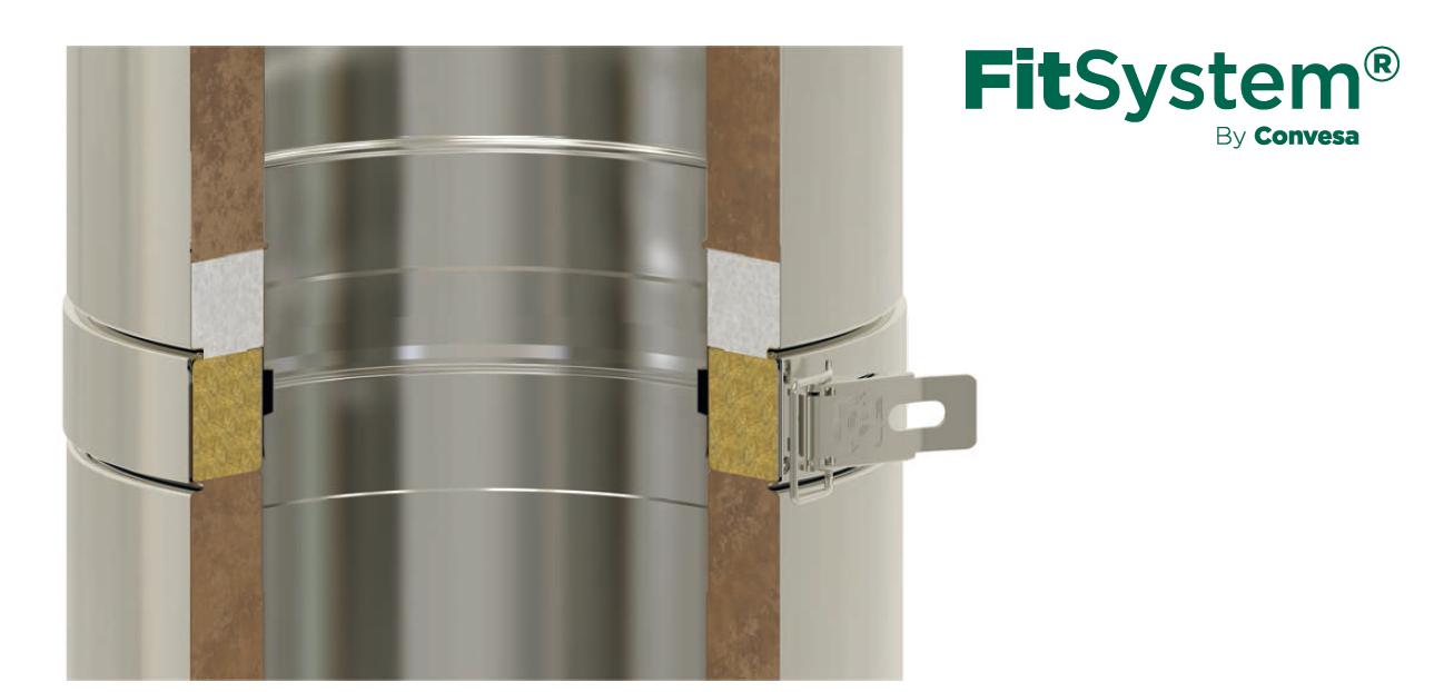 Image fitsystem di convesa