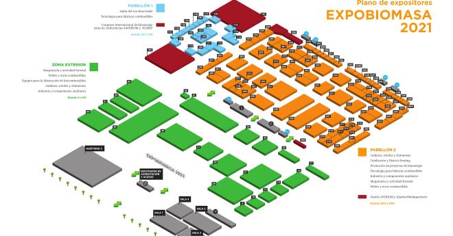 Expobiomasa plan